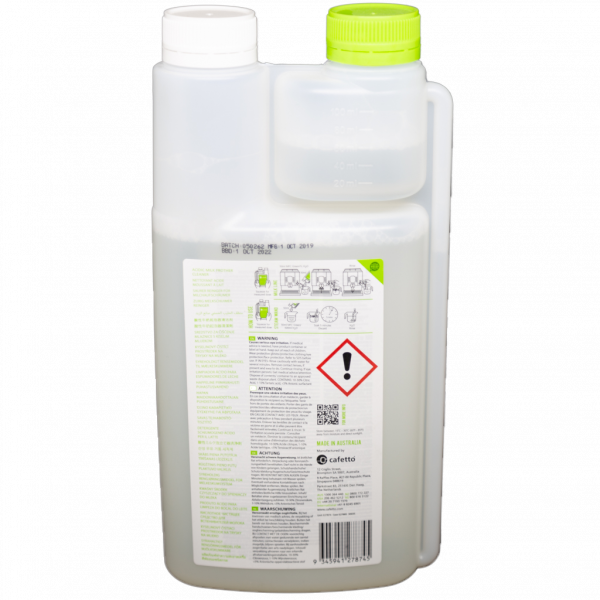 Cafetto Lod Green Organic Descaler