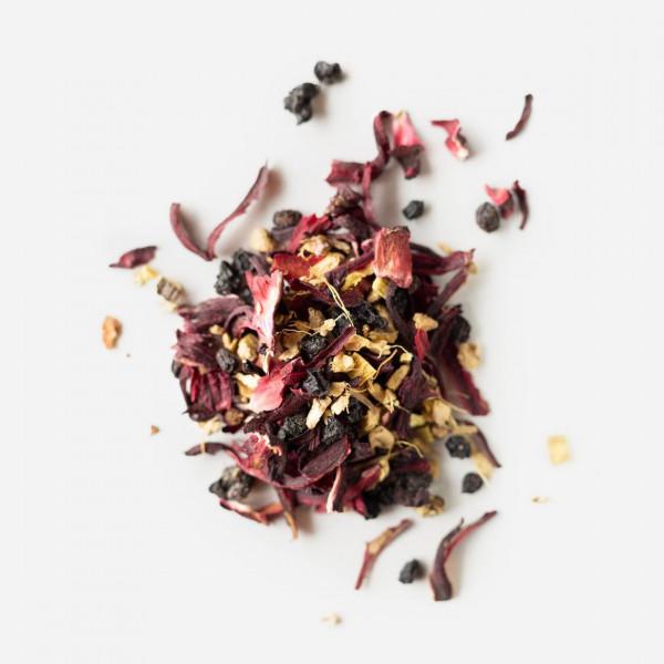 Infusion Elderberry Healer Vrac 100g